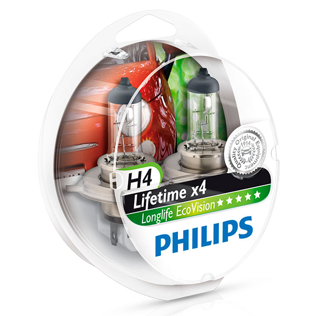Philips LongLife EcoVision