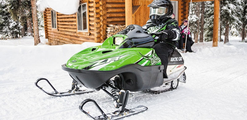 Arctic Cat ZR 120