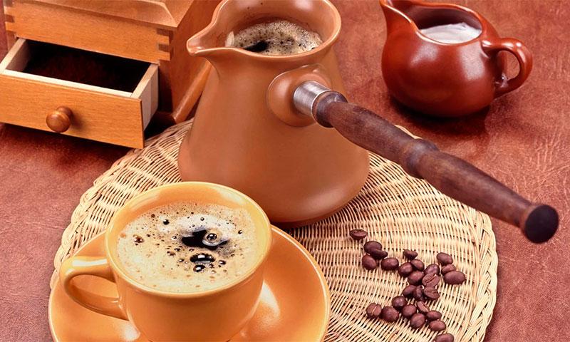 Какую турку для кофе выбрать