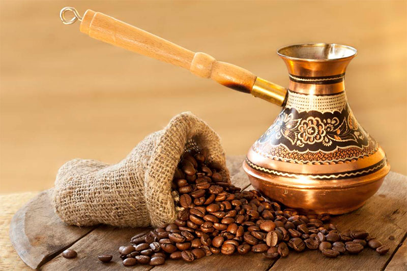 Параметры выбора турок для кофе