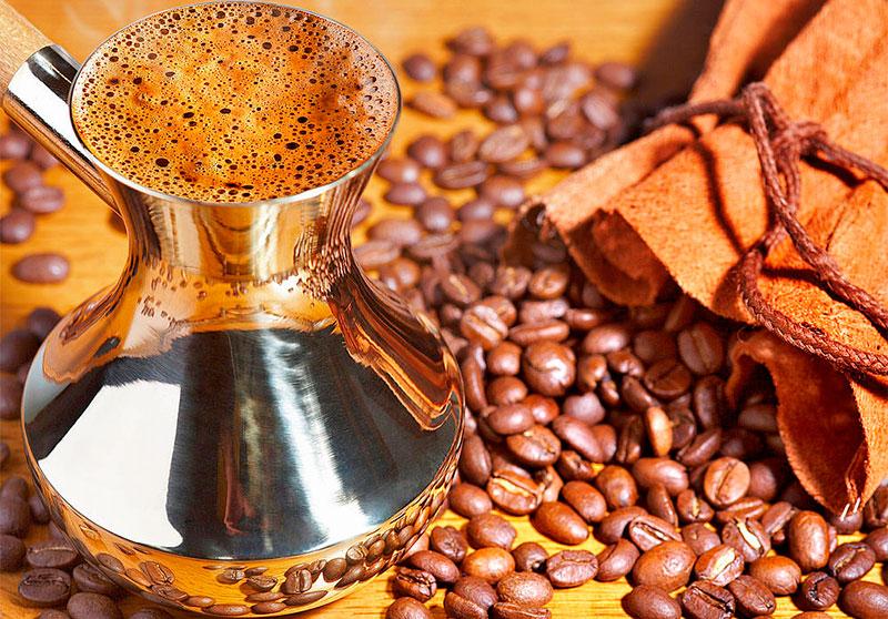Принцип работы и устройство турок для кофе