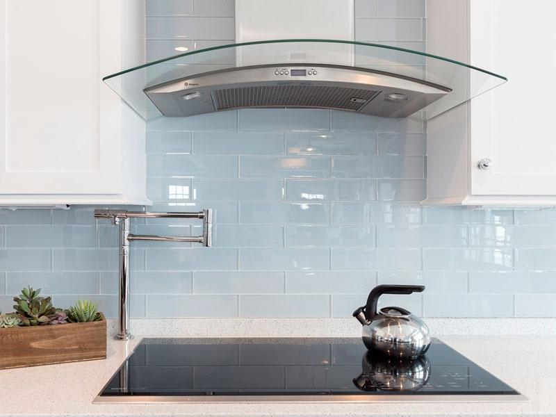 Параметры выбора кухонных вытяжек