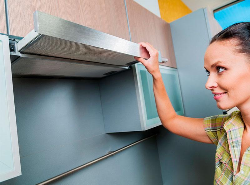 принцип работы и устройство кухонной вытяжки