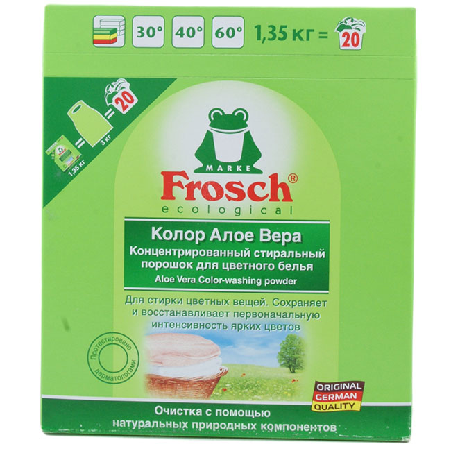frosch color