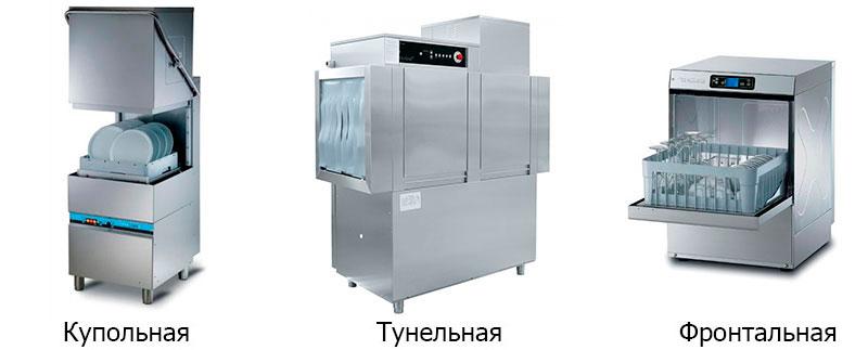 производственные посудомоечные машины