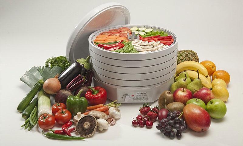 электрическая сушилка для овощей и фруктов