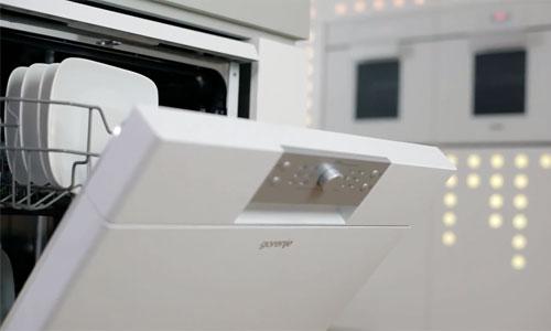 посудомоечная машина фирмы Gorenje