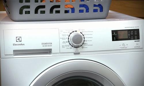 стиральная машинка среднего класса марки электролюкс