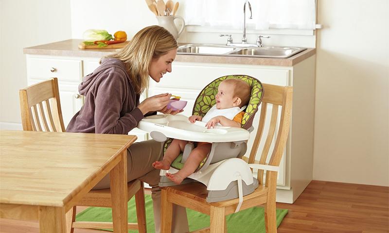 Принцип работы и устройство стульчика для кормления