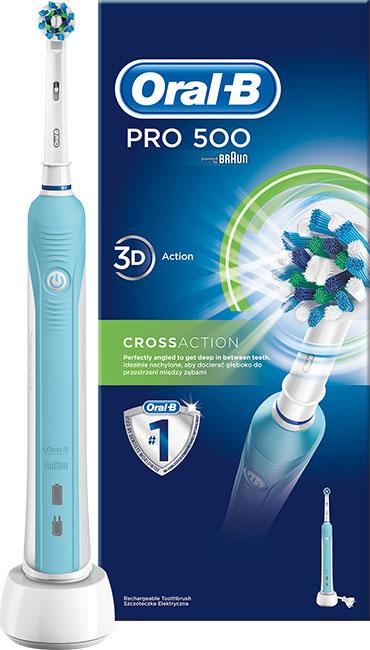 Oral B Pro 500 CrossAction