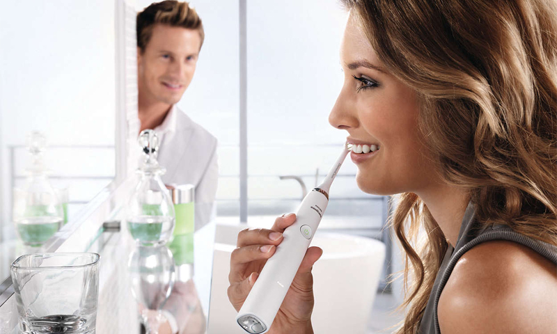 Параметры выбора электрической зубной щетки