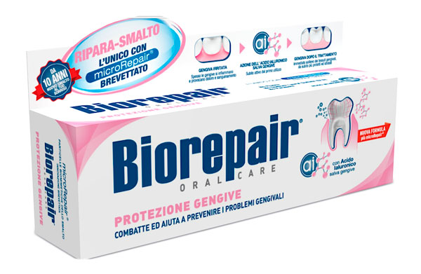 Oralcare Protezione Gengive Biorepair