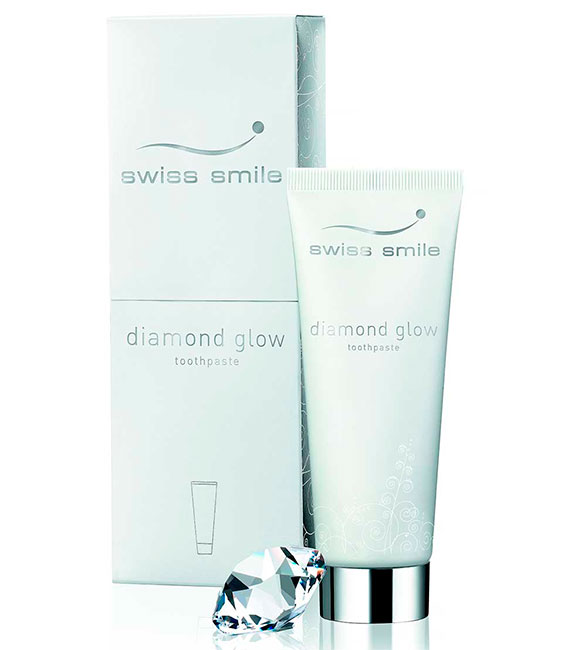 Diamond glow Swiss Smile