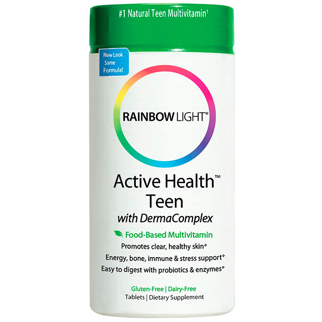 Active Health Teen Rainbow Light