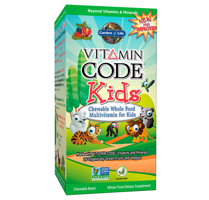 Multivitamin for Kids Garden of Life