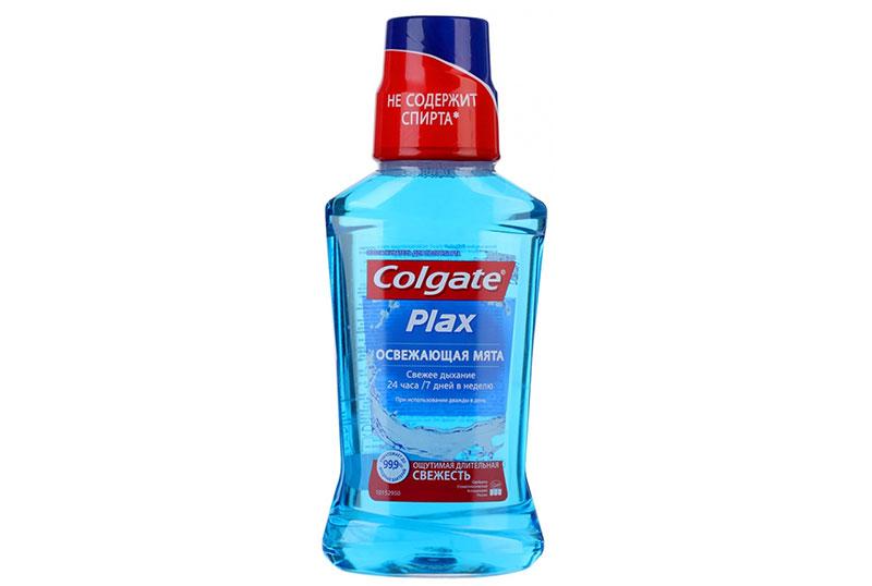 colgate plax освежающая мята