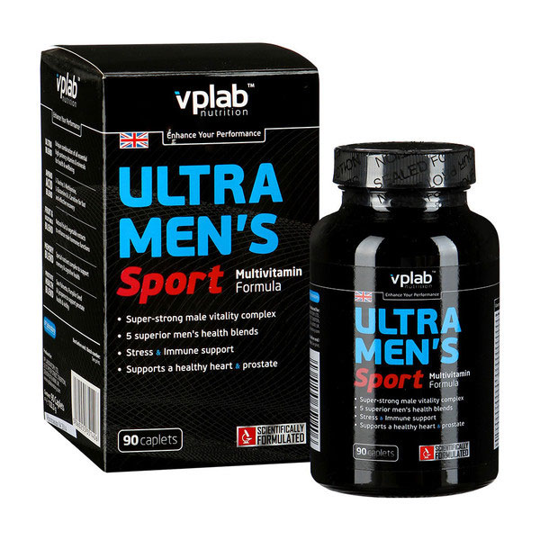 VP Laboratory Ultra Men's Multivitamin Formula