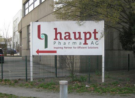 Haupt Pharma Gmbh