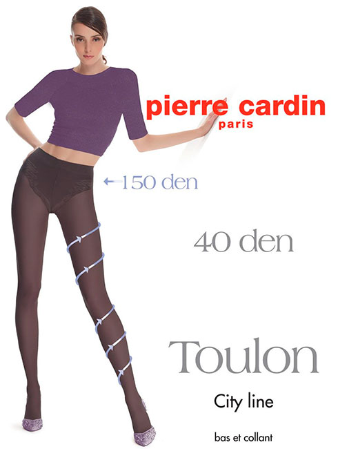 Pierre Cardin Toulon 40 den City line