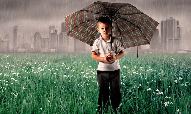 Параметры выбора зонта