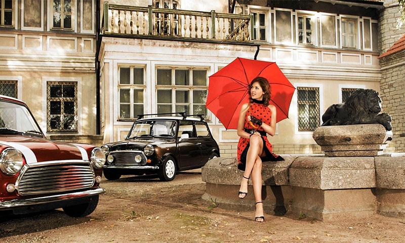 Принцип работы и устройство зонтов