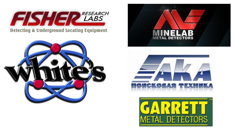 лучшие фирмы-производители металлоискателей