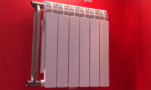 Правильный монтаж батарей отопления