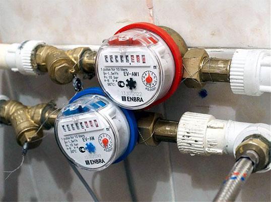 Механические приборы учета воды
