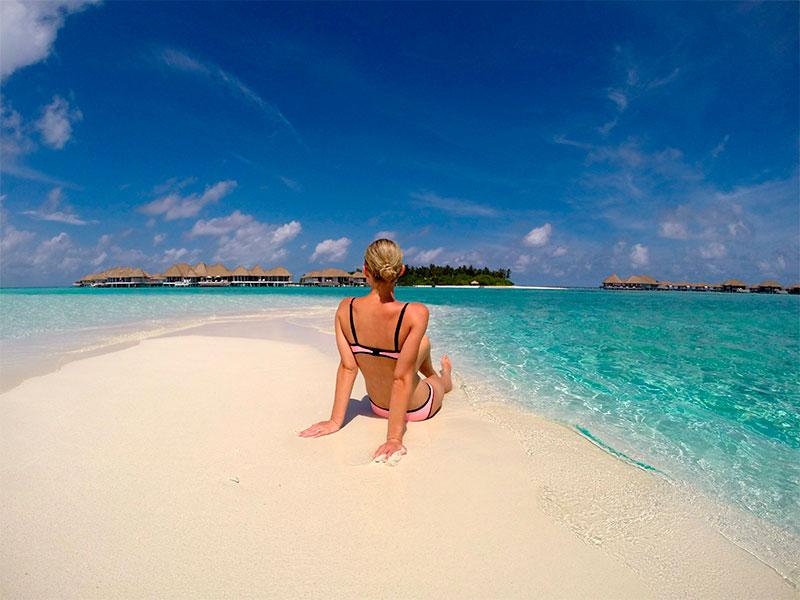 Maldivi. Cocoa Island