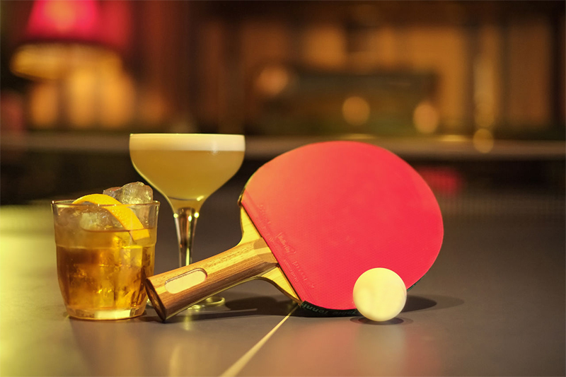 Какую ракетку для настольного тенниса выбрать