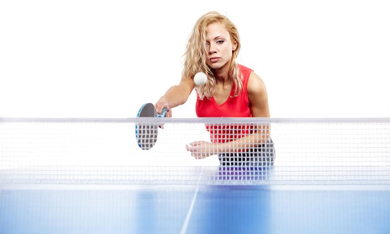 Принцип работы и устройство ракетки для настольного тенниса