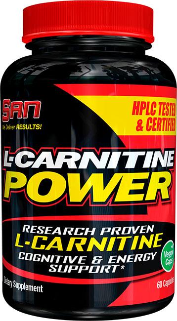 SAN L Carnitine Power