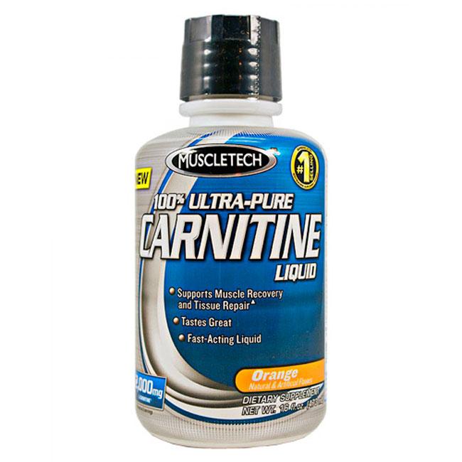 Ultra Pure Carnitin MuscleTech