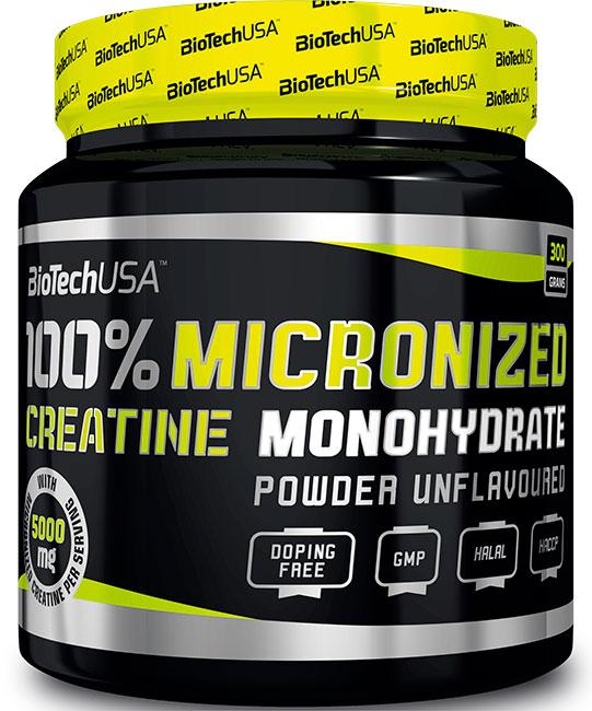 100 Creatine Monohydrate BioTech