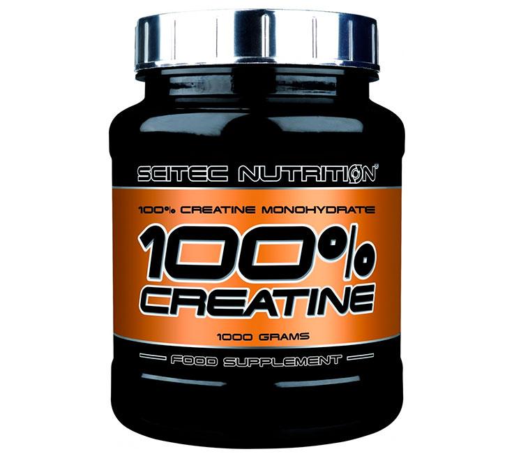 100 Creatine Monohydrate Scitec Nutrition