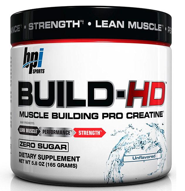 BUILD HD BPI Sports