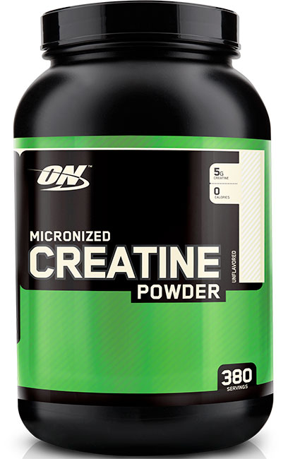 Creatine Powder Optimum Nutrition