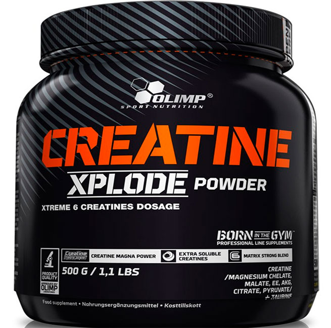 Creatine Xplode Powder Olimp