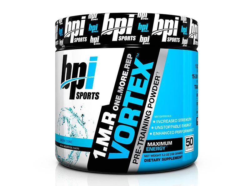 1.M.R Vortex BPI Sports