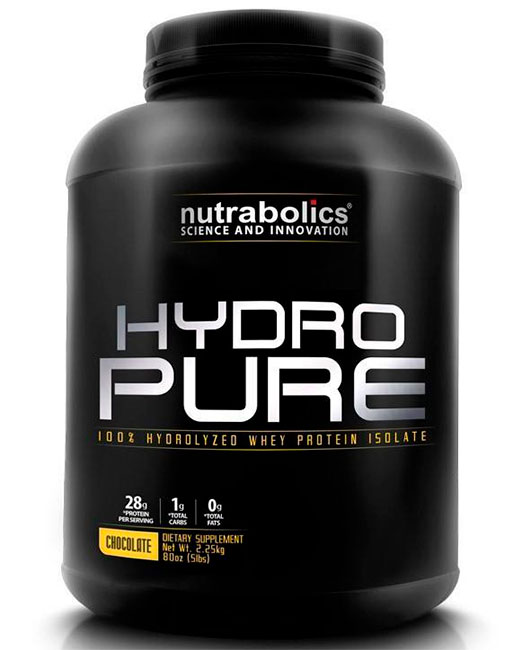 HydroPure Nutrabolics