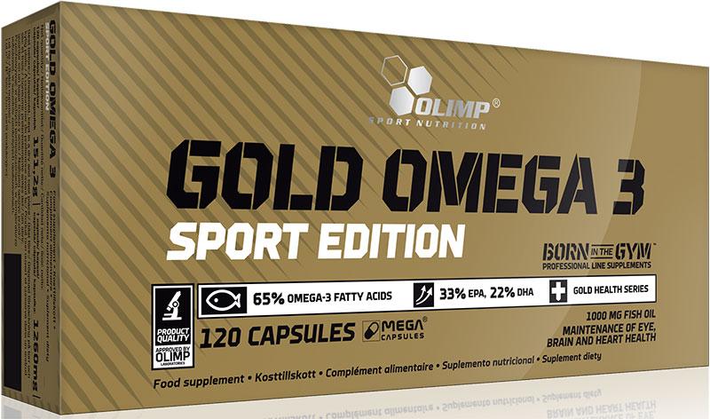 Gold Omega 3 Olimp