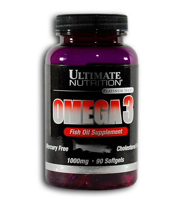 Omega 3 Ultimate Nutrition