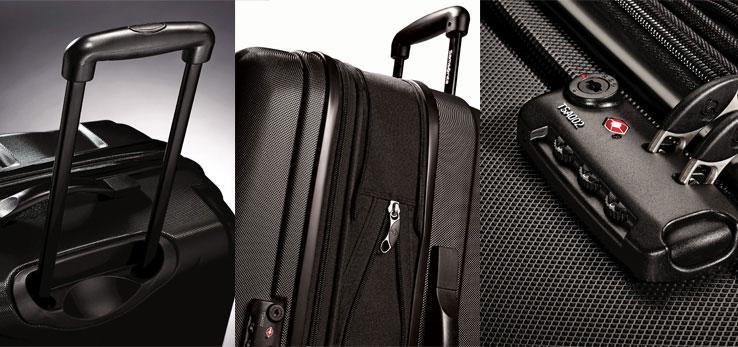 Какие пластиковые чемоданы лучшие модные рюкзаки и сумки