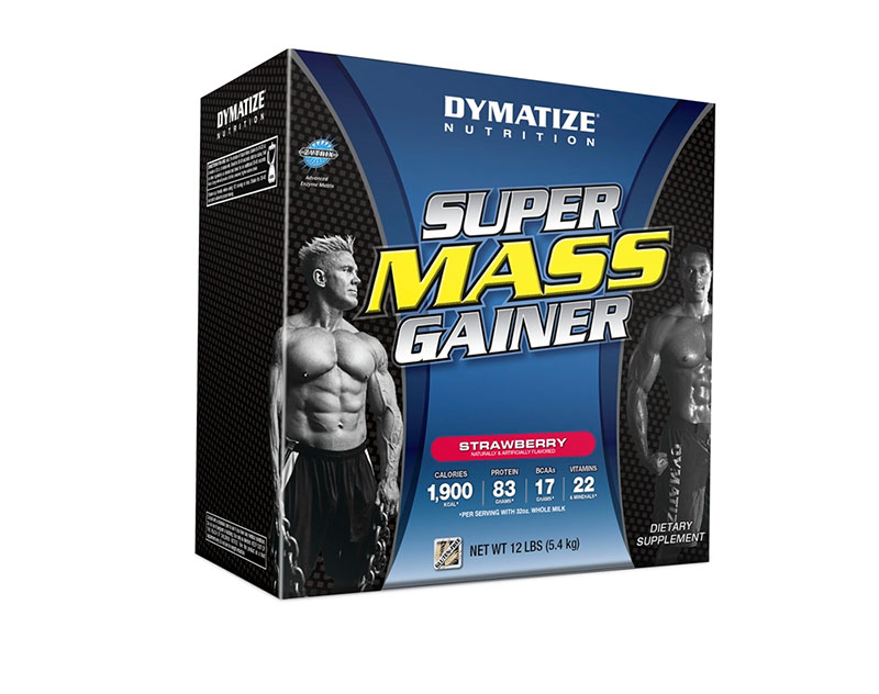 Super Mass Gainer Dymatize Nutrition
