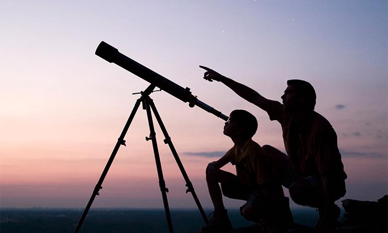 лучшие телескопы