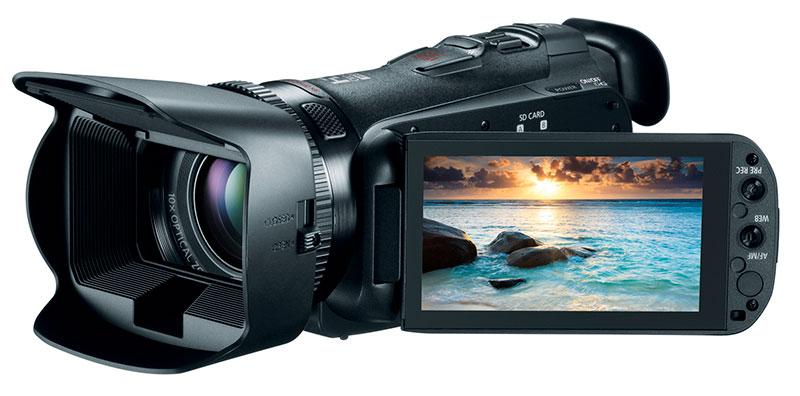polyprofessionalnaa videokamera