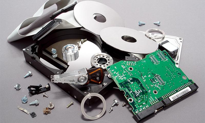 Принцип работы и устройство жесткого диска