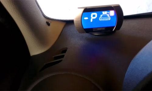 датчик парковки для автомобиля