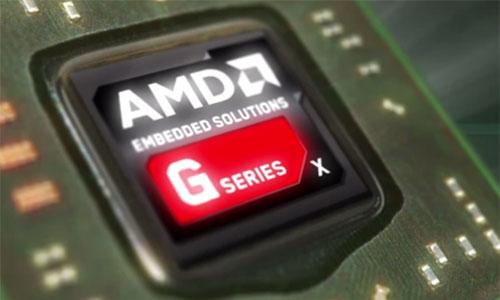 Процессор фирмы AMD