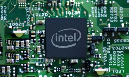 процессор фирмы Intel